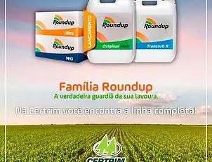 Certrim - Família RoundUP