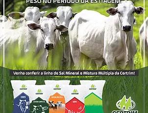 Certrim - Não deixe seu gado perder peso